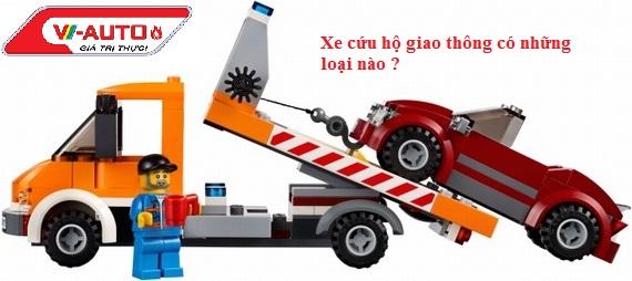 Bán xe cứu hộ giao thông
