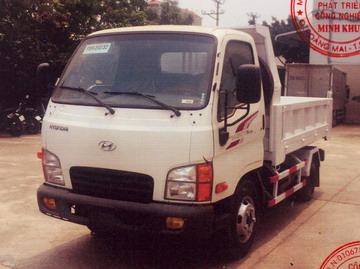 Xe tải thùng ben 3 tấn HYUNDAI MIGHTY N 250
