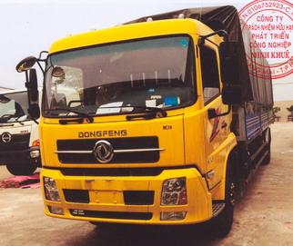 xe tải thùng bạt DONGFENG DFL1160BX5