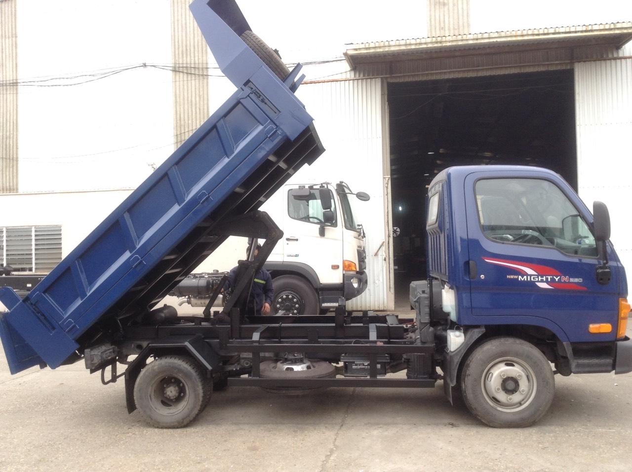 Xe tải ben Huyndai N250