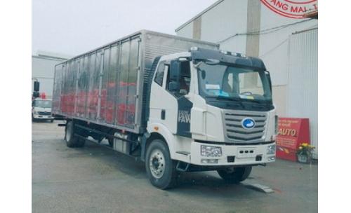 Xe tải thùng kín 8 tấn GIAIPHONG FAW.E5T8-GMC