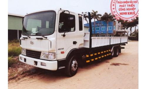 Xe tải thùng 6 tấn HYUNDAI HD210