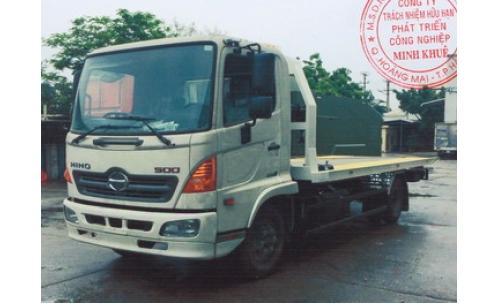 Xe cứu hộ 7 tấn HINO FC9JJTA