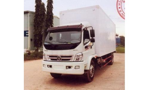 Xe tải thùng kín 6 tấn FOTON THACO OLLIN900B-CS