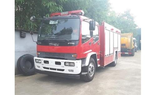 Xe chữa cháy MKF-5